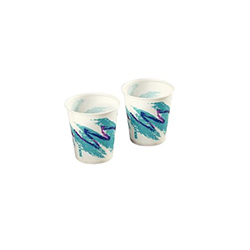 CUPS 3 OZ PAPER MULTI-COLOR 9240