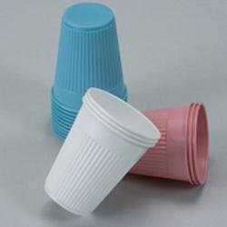 CUPS 5 OZ PLASTIC BLUE 9213